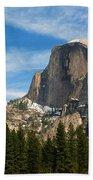 Half Dome, Yosemite National Park Beach Towel