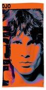 Jim Morrison, The Doors Beach Sheet