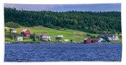 Lahave, Nova Scotia Beach Sheet