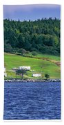 Lahave, Nova Scotia Beach Towel