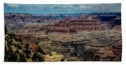 Landscape Grand Canyon  Beach Towel