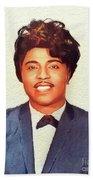 Little Richard, Music Legend Beach Towel