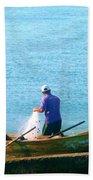 Pescador Beach Towel
