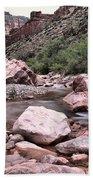Salt River Canyon Arizona Beach Towel