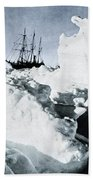 Shackleton Expedition Beach Towel by Granger