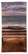 The Bench 2019 Edit Beach Towel