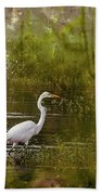 White Heron Beach Sheet