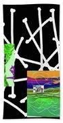 10-22-2015babcdefghijklmnopqrtu Beach Towel