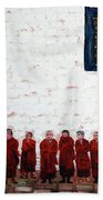 12 Monks Beach Towel