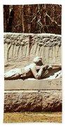 15th Us Infantry Beach Towel