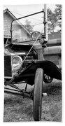1915 Ford Model T Truck Beach Sheet