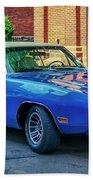 1970 Dodge Charger R/t Beach Sheet