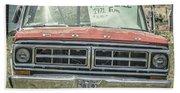1971 Ford Pickup Truck For Sale In Utah Beach Towel