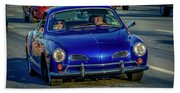 1974 Volkswagen Karmann Ghia  Beach Towel