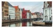 Brugge - Belgium Beach Towel