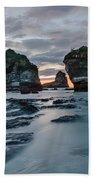 Motukiekie Beach - New Zealand Beach Towel