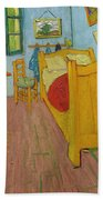 Bedroom In Arles Beach Towel
