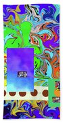 9-10-2015babcdefghij Beach Towel
