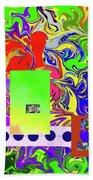 9-10-2015babcdefghijklmnopqrtuvwxy Beach Towel