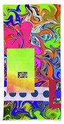 9-10-2015babcdefghijklmnopqrtuvwxyzab Beach Towel