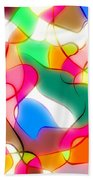 Abstract G1 Beach Towel