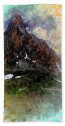 Afternoon In The Claree Valley II Beach Towel