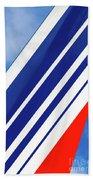 Air France 777 1 Beach Sheet