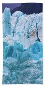 Alaskan Blue Beach Towel