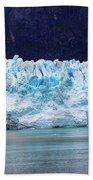 Alaskan Glacier Beach Towel