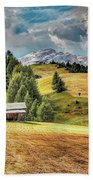 Alpine Beauty Beach Towel