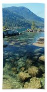 Always About The Light  Beach Towel by Sean Sarsfield