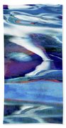 Art Upon The Water Beach Towel