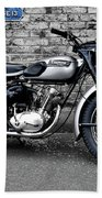 Triumph Tiger Cub Beach Towel