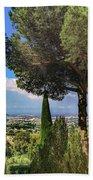 Barberini View Beach Sheet