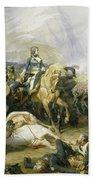 Bataille De Rivoli, 1797 Beach Towel