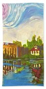 Bayou Saint John One Beach Towel