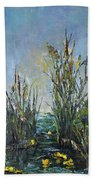 Bays Of The River Beach Towel