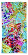 Beachparty Beach Towel by Mimulux patricia No