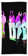 Beatles Watercolor II Beach Towel