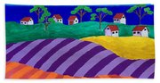 Best Of Two Worlds Beach Towel
