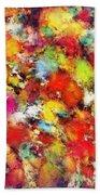 Big Colour Storm Beach Sheet