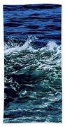Big Surf Pano Beach Towel