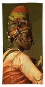Black Bashi Bazouk 1868 69 Beach Sheet