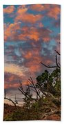 Black Canyon Sunrise Beach Towel