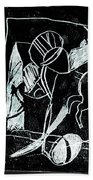 Black Ivory Issue 1b17a Beach Towel