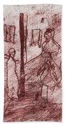 Black Ivory Issue 1b20 Beach Towel