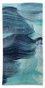 Blue #3 Beach Towel