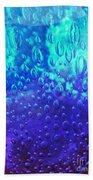 Blue Glass Beach Towel