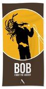 Bob Poster Beach Sheet