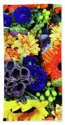 Bouquet Beach Sheet